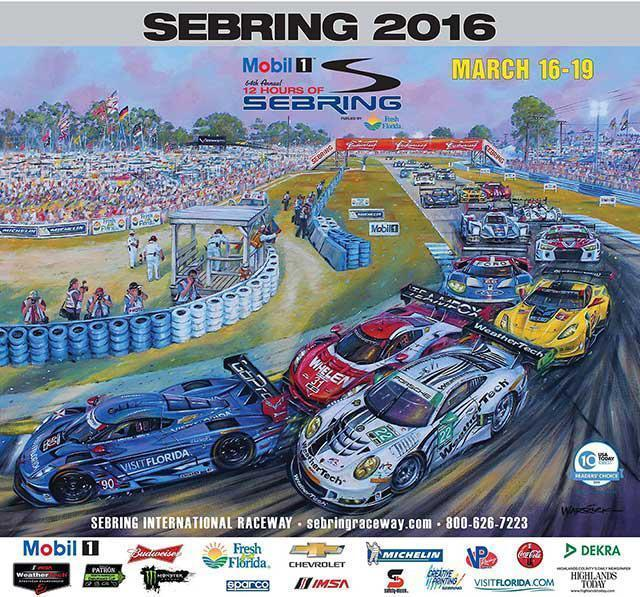 BMW M6 Prix >> Watch The 12 Hours of Sebring Television Broadcast | John ...