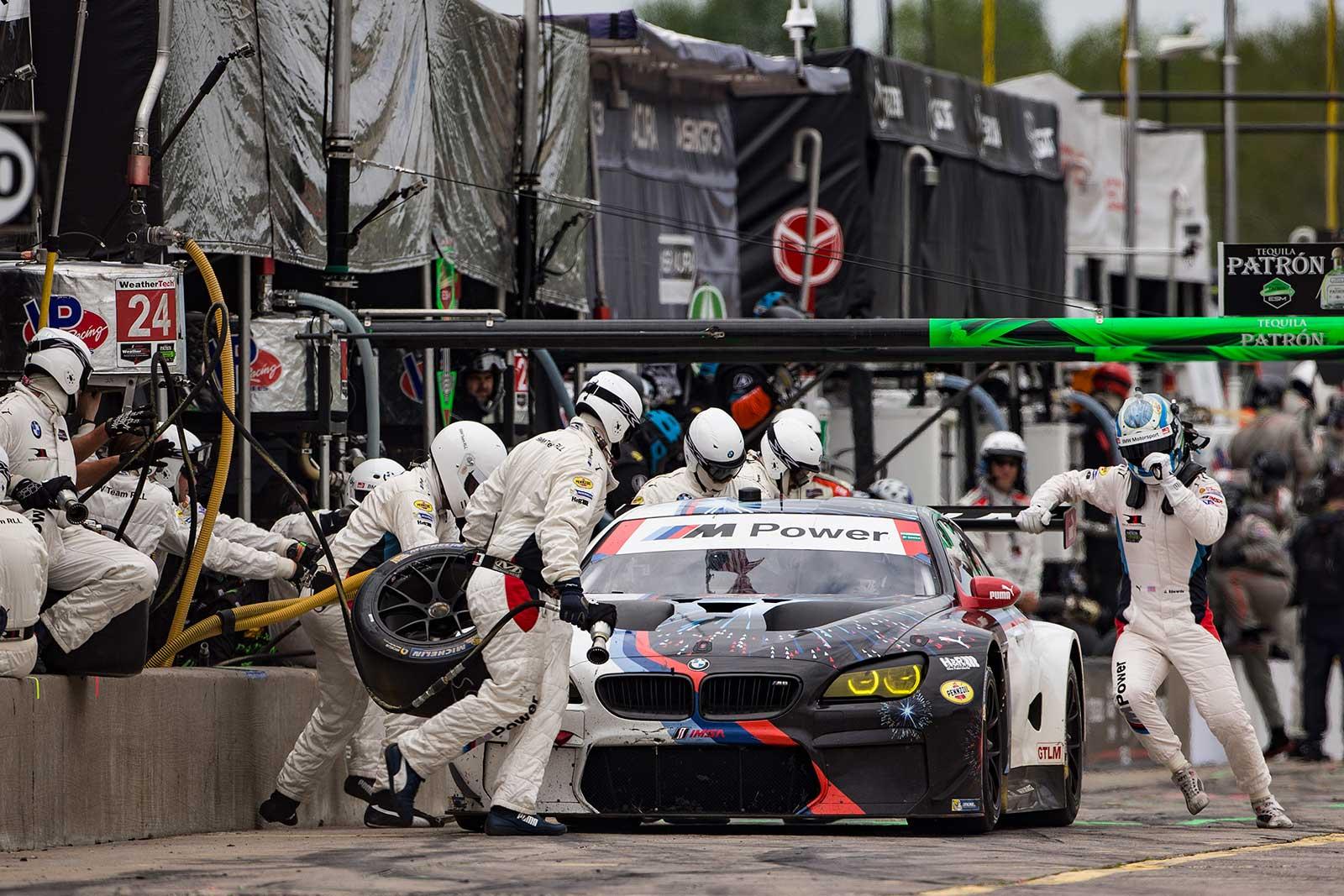 John Edwards - BMW Racing Driver
