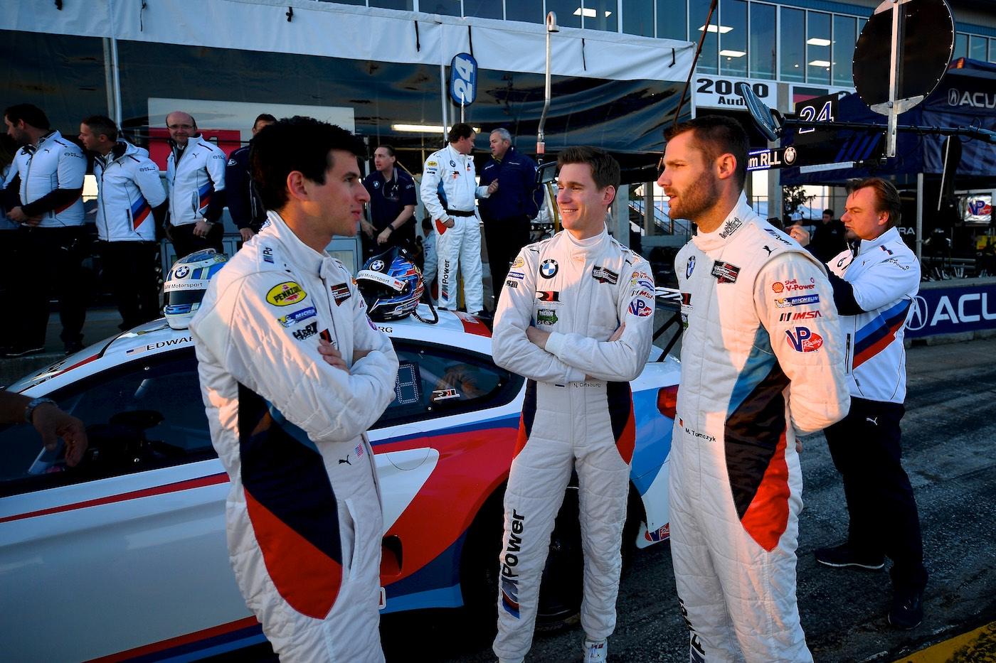Drivers - 2017 Sebring 12 Hours